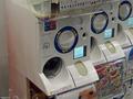カプセル自動販売機向け電子マネー決済端末