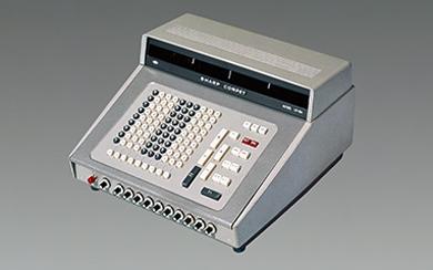 オールトランジスタ電卓「CS-10A」