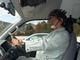 運転中のドライバーの脳活動を可視化、高速道路の交通安全対策評価に活用