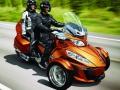仲村トオル絶賛の三輪バイク「Spyder RT」