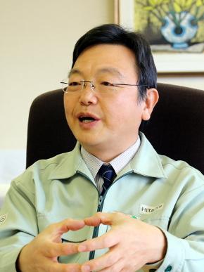 日立製作所 インフラシステム社 制御プラットフォーム設計部 担当部長 清水勝人氏