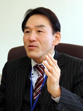 日立製作所 インフラシステム社 制御プラットフォーム設計部 主任技師 外岡秀樹氏
