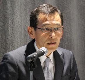 三井不動産 常務執行役員の小野澤康夫氏