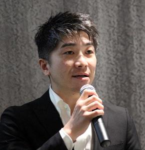 ロフトワークの代表取締役社長 諏訪光洋氏