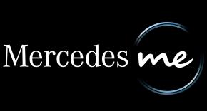 「Mercedes Me」のロゴ