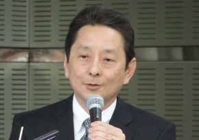 トヨタ自動車の足立昌司氏