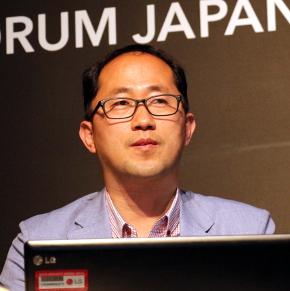 LG電子 PDPビジネスディビジョン PDPパネルテクノロジー部門 主席エンジニアのMoo Kang Song氏