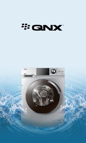 Dalian Eastern Displayのタッチパネルを搭載するコネクテッド洗濯機
