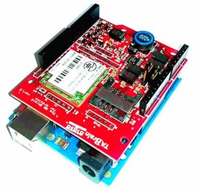 Arduinoと3Gシールド
