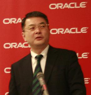 日本オラクル Java Embedded グローバル・ビジネス・ユニット シニアセールスディレクターの島田源氏