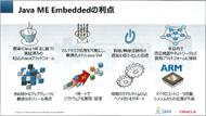 Java ME Embeddedの利点