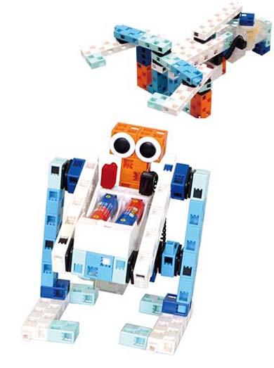 じっくりロボット工作教室