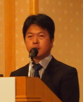 インテル IoTソリューションズ事業開発部の安齋尊顕氏