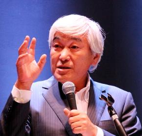 富士通 執行役員常務 CTO&CIOの川妻庸男氏