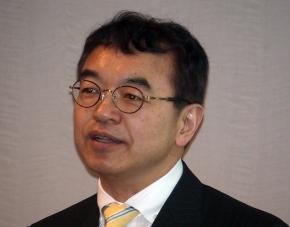 オムニビジョン・テクノロジーズ・ジャパンの薄井明英氏