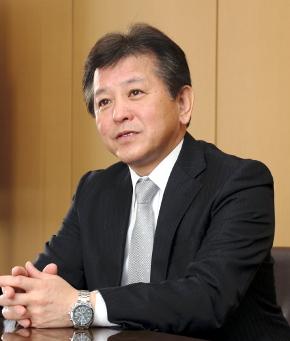 リード・レックスの代表取締役社長の市川国昭氏