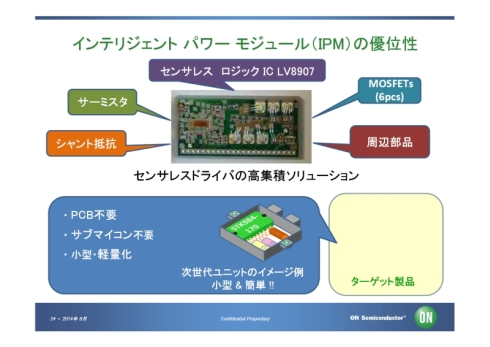 IPMソリューションの優位性