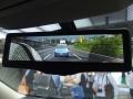 「スマート・ルームミラー」の液晶ディスプレイ表示に、後部座席やリヤワイパー、Cピラーの影をオーバーレイした状態