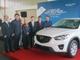 マツダ車専用工場がマレーシアに完成、年間生産能力は2万台