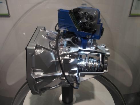 スズキの新興国市場向け新型変速機「オートギヤシフト」