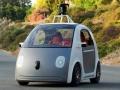 グーグルが新たに開発した自動運転車