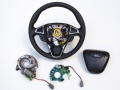 フォードの車速感応式ステアリング「Ford Adaptive Steering」の部品構成
