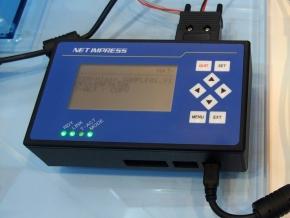 横河ディジタルコンピュータのCANフラッシュプログラマ&ロガーの新製品「NETIMPRESS air」