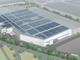 コマツ、粟津工場で最新鋭の省エネ組み立て工場を稼働