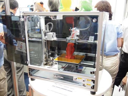 3DプリンタValue 3D MagiXシリーズのMF-1000