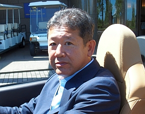 新型「コペン」のチーフエンジニアを務める藤下修氏