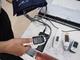 電子カルテにデータを自動入力、通信機能付きのバイタルサイン測定機器