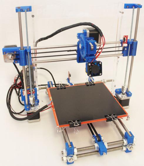 Lunavast Prusa i3 3Dプリンター