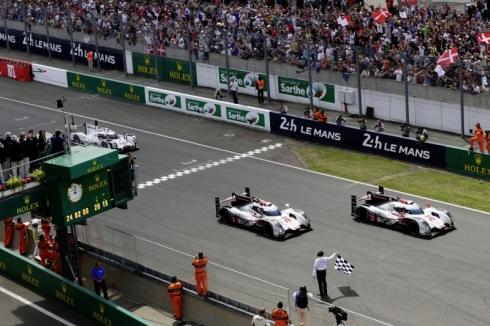 2014年シーズンの「ル・マン24時間レース」は、アウディがトヨタ自動車、ポルシェを抑えて優勝