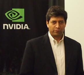 プロフェッショナル・ソリューション・ビジネス、プロダクトマーケティング部門のシニアディレクターを務めるサンディープ・グプテ(Sandeep Gupte)氏