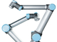 ユニバーサルロボット、起動後すぐに使える産業用ロボットアームを投入