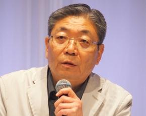 ダイハツ工業の堀井仁氏