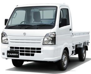 スズキの軽トラック「キャリイ」