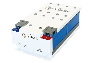 「ネジェム」に採用されたGSユアサのリチウムイオン電池モジュール「LIM50E-8」