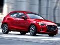 新型「Mazda2」の外観