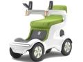 スズキの都市型電動車いす「UTコンセプト」