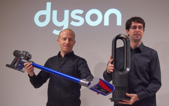 ダイソンの開発担当