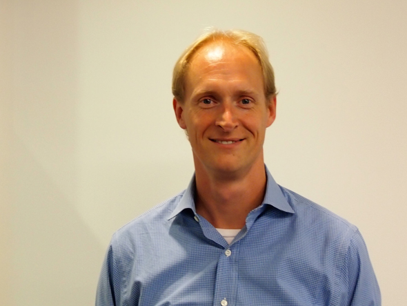 米Autodesk Reality Capture、Information Products GroupのElmer Bol氏