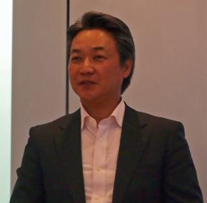 ソリッドワークス・ジャパン/ダッソー・システムズ 代表取締役社長 鍛治屋清二氏