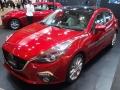 自動運転技術を搭載した「Mazda3」