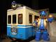 乾電池で1トンの電車を8.5km動かす! パナソニックのエボルタチャレンジ