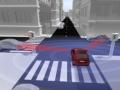 「360度ビュー」による車両周囲の検知イメージ