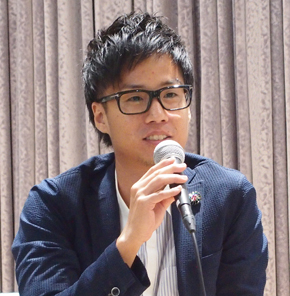 メディカルチャープラス 代表取締役社長の杉原行里氏
