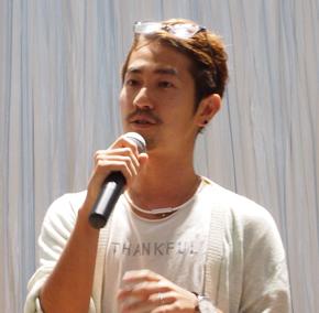 メディカルチャープラス 共同代表取締役 デザインディレクターの山崎晴太郎氏