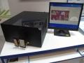 ミツミ電機が参考展示した79GHz帯ミリ波レーダー