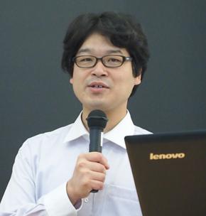 慶應義塾大学 環境情報学部 准教授 田中浩也氏
